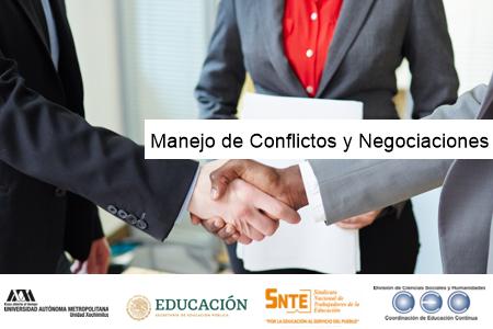 Manejo de Conflictos y Negociaciones