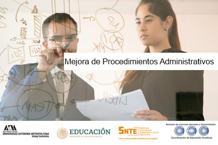 Mejora de Procedimientos Administrativos